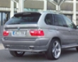 Ac Schnitzer Rear Add-on Skirt W/o Pdc Bmw E53 X5 99-07