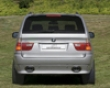 Ac Schnitzer Stir up Tail Pipes Bmw X5 E53 3.0i 99-07