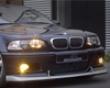 Ac Schnitzer Silver Carbon Front Lip Plunderer Bmw 3 Series E46 M3 01-05