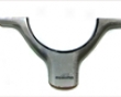 Ac Schnitzer Silver Carbon Steering Wheel Insert Bmw 3 Series E46 Incl M3 99-05