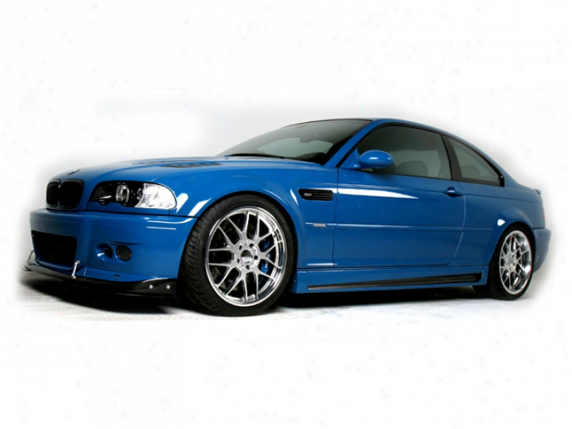Ace Strada 19 Inch Wheel And Tire Package Bmw E46 M3 01-05