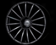 Advan Avs F15 19x10 5x114.4 Piatinum Black Wheel