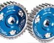 Aem Tru Time Cam Gears Blue Mitsubishi Evo Viii 4g63t 03-05