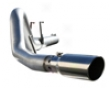 Afe Aluminum Dpf-back Exhaust Ford F-250 6.4l V8 Power Stroke 08+