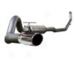 Afe Aluminum Turboback Off-road Exhaust Ford F-250 6.0l V8 Power Stroke 03-07