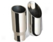 Afe Stainless Steel StraighttW all Exhaust Tips 4in X 5in X 12in