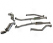 Agency Power Catback Exhaust Nissan 370z 09+