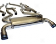 Agency Pow3r Catback Exhaust System Bmw 335i Coupe 07+