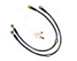 Agency Power Front Brake Lines Audi A3 06-08
