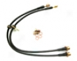 Intervention Power Front Steel Braided Brake Lines Scion Xb/xa 2004+