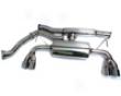 Agency Power Stainless Tip Cat6ack Exhaust Subaru Sti 08+