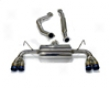 Agency Power Titanium Tip Catback Exhaust Subaru Sti 08+
