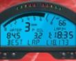 Intention Sports Mxl Pro 2005 Digital Dash Race Display