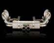 Akrapovj Evolution Exhaust System Porsche 997 Gt3 07-09
