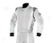 Alpinestars Supertech Driving Suit Silver