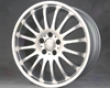 Alt Wheels At-332 Phantom Wheel 18x8.0  5x120 Silver