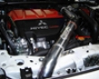 Ams Polished Upper Intercooler Pipe And Ardent Pipe Mitsubishi Evo X 08+