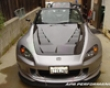 Apr Carbon Fiber Wind Splitter With Lip Honda S2000 04+