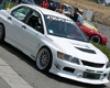 Apr Evo Ix Style Frontt Bumper With  Lip Mitsubishi Evo Viii Ix 03+