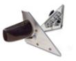 Apr Formula Gt3 Carbon Mirrors Silver Base Lexus Is300 00-05
