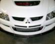 Apr Front Carbon Wind Splitter Mitsubishi Evo Viii 03-05