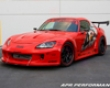 Apr S2-gt Widebody Kit Honda S2000 00+