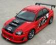 Apr Ss Gt Widebody Kit Subaru Wrx Sti 04-05