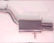 Apr Tunedd Stainless Steel Stealth Catback Drain Audi S4 B5 00-02
