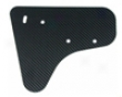 Apr V-spec Type 2 Carbon Wing Verge Plates Universal