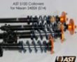 Ast 5100 Series Monotube Coilovers Nissan 240sx 95-98