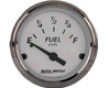 Autometer American Platinum 2 1/16 Firing Level 0e/30f Gauge