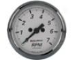 Autometer Americab Platinum 2 1/16 Tachometer 7000 Rpm