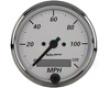 Autometer American Platinum 3 1/8 Programmable Speedometer