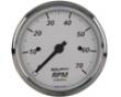 Autometer American Platinum 3 1/8 Tachometer 7000 Rpm