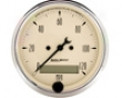 Autometer Antique Beige 3 1/8 Speedometer 120mph