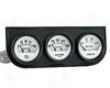 Autometer Autogage 2 1/16 Water Temp./oil Press./volt Gauge