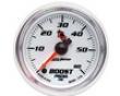 Automrter C2  2 1/16 Boost 0-60 Gauge