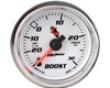 Autometer C2  2 1/16 Boost/vacuum Gauge