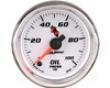 Autometer C2  2 1/16 Oil Pressure Gauge