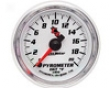 Autometer C2  2 1/16 Pyrometer 0-2000 Measure