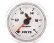 Autometer C2  2 1/16 Voltmeter Gauge