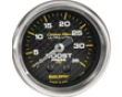 Autometer Carbon Fiber 2 1/16 Boost Gauge