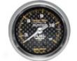 Autometer Carbon Fiber 2 1/16 Fuel Pressure 0-15 Gauge