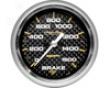 Autometer Carbon Fiber 2 5/8 Brake Pressure Gauge