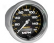 Autometer Carbon Fibrr 3 3/8P rogrammable Speedometer