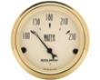 Autometer Golden Oldies 2 1/16 Watef Temperature Gauge