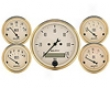 Autometer Golden Oldies In-dash Electric Gauge Kit