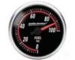 Autometer Nexus 2 1/16 Fuel Pressure Gauge