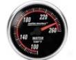 Autometer Nexus 2 1/16 Water Temperature Gauge