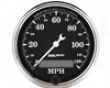 Autometer Old Tyme Black 3 1/8 Programmmable Speedometer